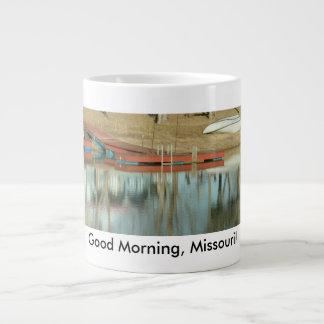 Buena mañana, taza de café de Missouri