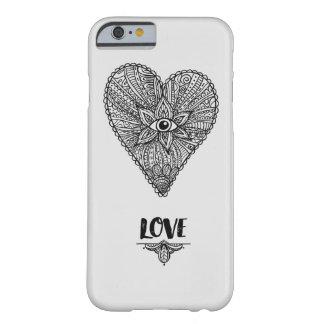 Buena sensación - amor funda para iPhone 6 barely there