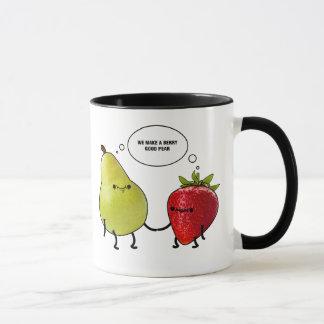 Buena taza de la baya