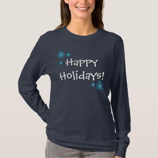 Camiseta Buenas fiestas conciencia del autismo - camisa