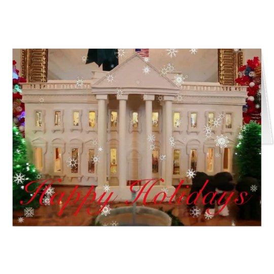 Buenas fiestas - tarjeta 2013 de felicitación de