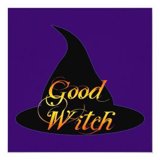 Buenas invitaciones del arte de Halloween de la Invitación 13,3 Cm X 13,3cm