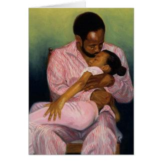 Buenas noches bebé 1998 tarjeta de felicitación