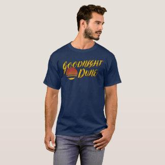 Buenas noches camiseta divertida de la parodia de