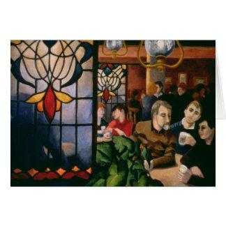 Buenas noches hacia fuera 1996 tarjeta de felicitación
