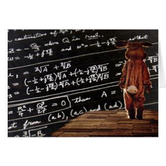 Buenas noches matemáticas - tarjetas de Storytime