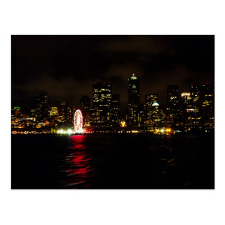Buenas noches Seattle Postal