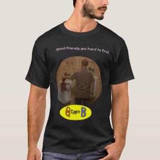 Buenos amigos - camiseta oscura