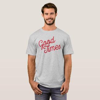 Buenos tiempos camiseta