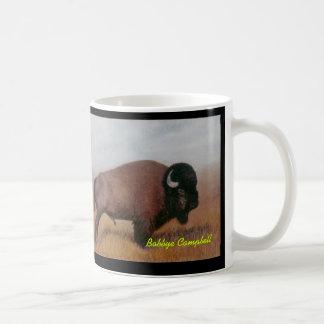 Búfalo Taza De Café