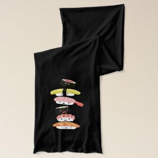 Bufanda Amigos del sushi