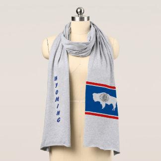Bufanda Bandera del estado de Wyoming