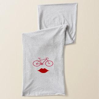 Bufanda bici, bicicleta; el biking/que completa un ciclo