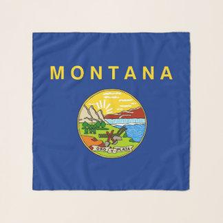 Bufanda cuadrada con la bandera del estado de