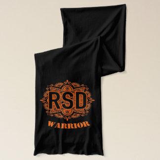 bufanda de la mandala del negro RSD