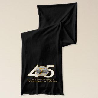 Bufanda del funcionario del aniversario de NU 45.o