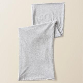 Bufanda del jersey de los grises brezos