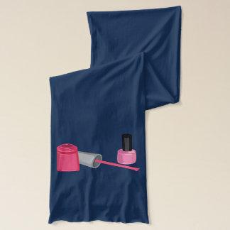 Bufanda Diseño del esmalte de uñas