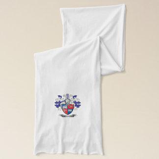Bufanda Escudo de armas del escudo de la familia de McLeod