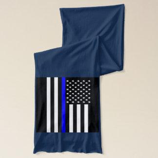 Bufanda Gráfico fino simbólico de la bandera americana de