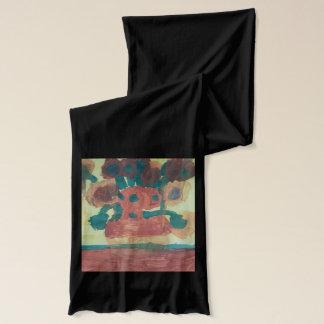 """Bufanda interpretación del girasol"""" de la galería"""