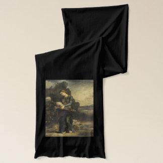 Bufanda Orfeo, pintando por Gustave Moreau