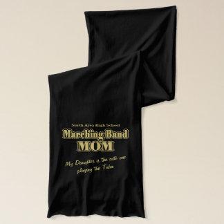 Bufanda Oro de la mamá de la banda