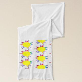 Bufanda Sun alegre