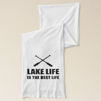 Bufanda Vida de la vida del lago la mejor