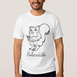 Buhardilla (claro del sobre) camisetas