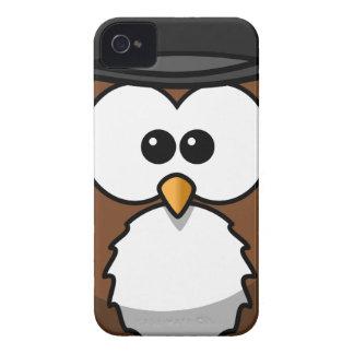 búho carcasa para iPhone 4
