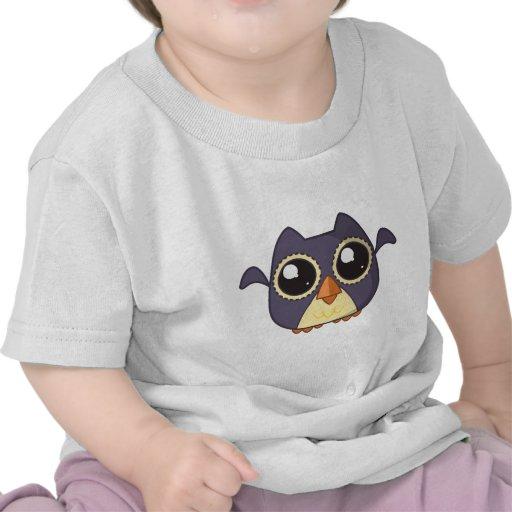 Búho Cutie Camiseta