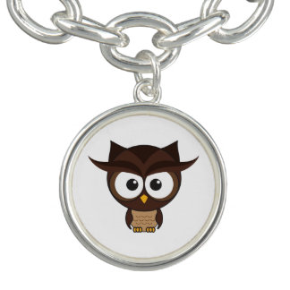 Búho de Brown Pulsera