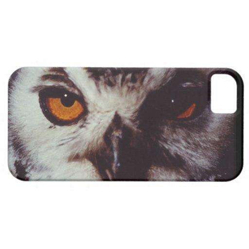 Búho de Eagle iPhone 5 Case-Mate Carcasa