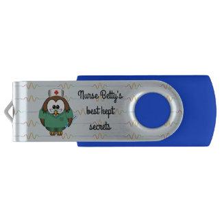 búho de la enfermera - USB flashdrive