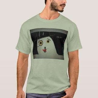 búho de Orly Camiseta
