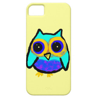 Búho iPhone 5 Protectores