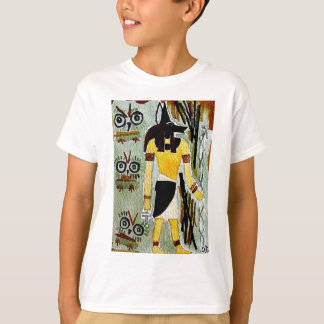 búhos de forheatanubis.jpg Anubis Egipto Camiseta