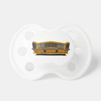 Buick amarillo chupetes
