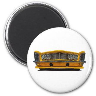Buick amarillo imanes