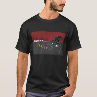 ¿Buitre - caracol? Camiseta