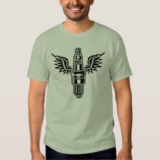 Bujía Camisetas