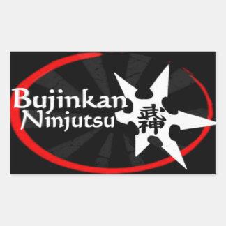 Bujinkan Ninjutsu Rectangular Altavoces