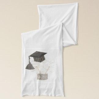 Bulbo del graduado ninguna bufanda del fondo
