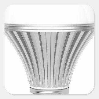 Bulbo del LED Pegatina Cuadrada
