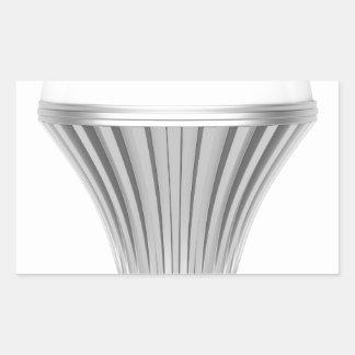 Bulbo del LED Pegatina Rectangular
