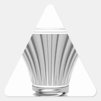 Bulbo del LED Pegatina Triangular