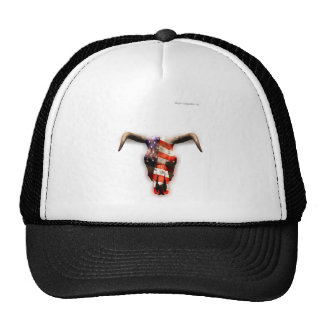 bull2 americano gorras
