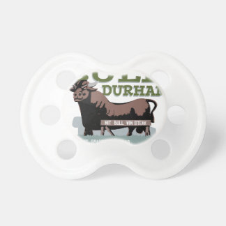 Bull Durham Chupetes De Bebe