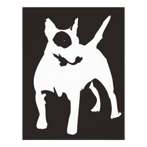 Bulli Terrier Flyer Personalizado